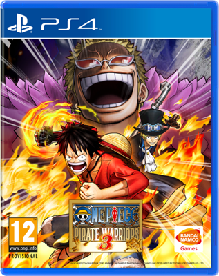 Picture of One Piece Pirate Warriors 3 ( PS4 )