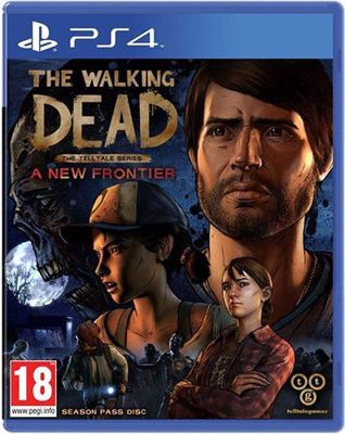 The Walking Dead: The Telltale Series -A New Frontier ( PS4 )