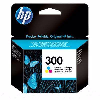 Μελάνι HP 300 Colour