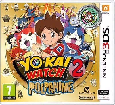 Yo-Kai Watch 2: Fleshy Souls ( 3DS )