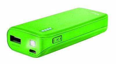 Powerbank Trust Primo 22059 - 4400 mAh 1A Πράσινο