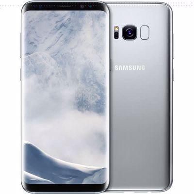 SAMSUNG Galaxy S8 Smartphone G950 Arctic Silver