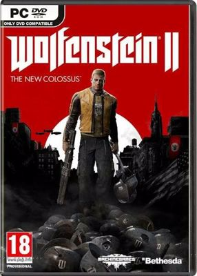 Wolfenstein II The New Colossus ( PC )