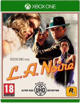 L.A. Noire ( XBOX ONE )