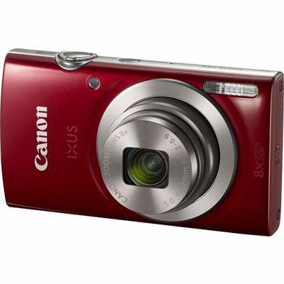 Canon Digital Camera Ixus 185 Κόκκινο