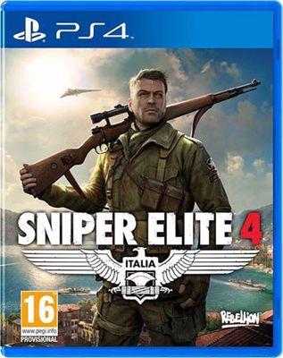 Sniper Elite 4 ( PS4 )