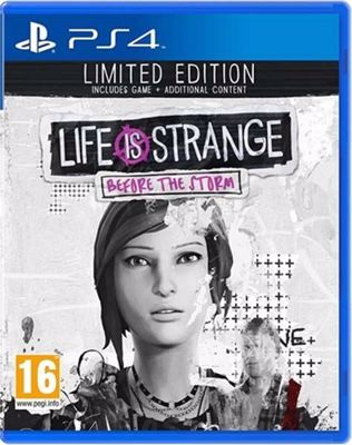 Life is Strange Before the Storm Limited Edition ( PS4 )