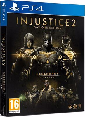 Injustice 2 Legendary Edition ( PS4 )