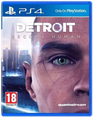 Detroit: Become Human ( PS4 )