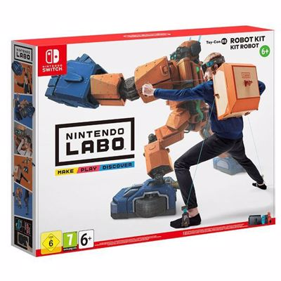 Nintendo Labo Robo Kit ( NS )