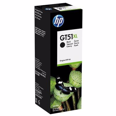 HP Μελάνι GT51XL Black