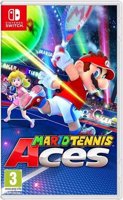 Mario Tennis Aces ( NS )