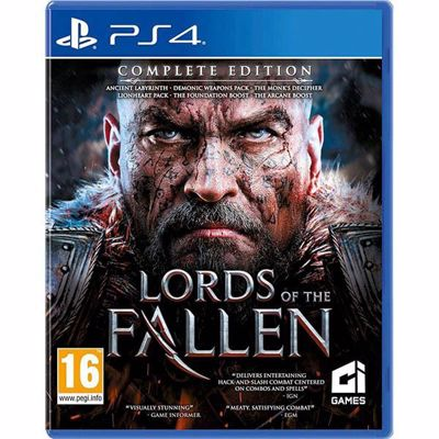 Lords Of The Fallen - Complete Edition - ( PS4 )