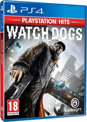 Watch Dogs ( PS4 )