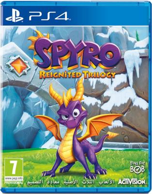 Spyro Reignited Trilogy ( PS4 )