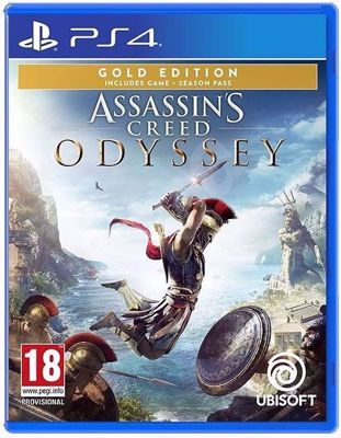 Assassin's Creed Odyssey GOLD EDITION ( PS4 )