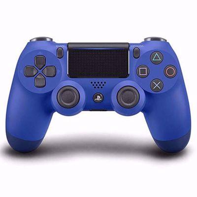 Ασύρματο χειριστήριο PS4 SONY Dualshock4 V2 Sixaxis Controller μπλέ