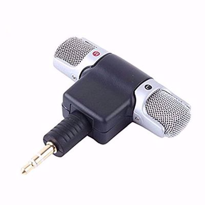Microphones 3.5mm External Stereo