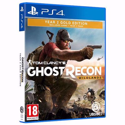 Ghost Recon Wildlands Year 2 Gold ( PS4 )