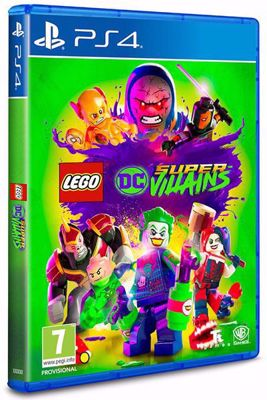 Lego DC Super-Villains ( PS4 )