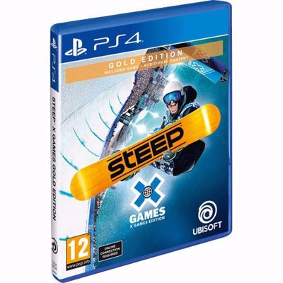 Steep X Games Gold Edition ( PS4 )