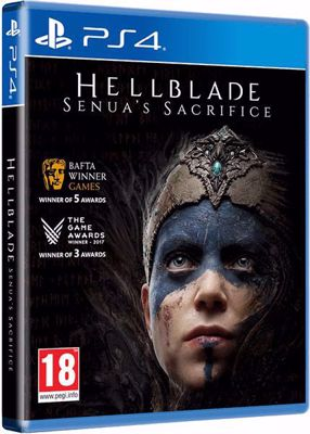 Hellblade Senua's Sacrifice ( PS4 )
