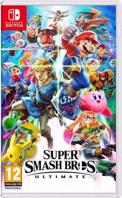 Super Smash Bros Ultimate ( NS )