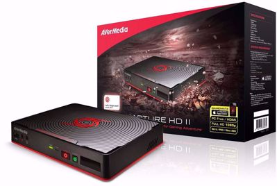 AVerMedia Game Capture HD II C285