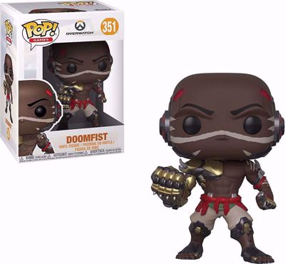 POP! Games: Overwatch - Doomfist #351