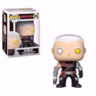 POP! Deadpool - Cable #314