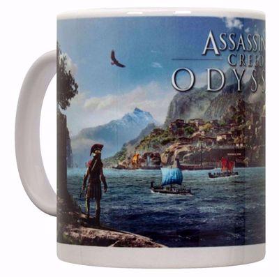 """Assassin's Creed - """"Greece"""" 320ml Mug (ABYMUG514)"""