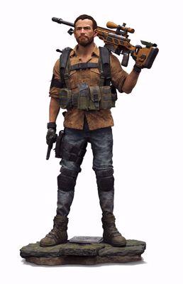 The Division 2: Brian Johnson, 25cm Figurine  Ubisoft