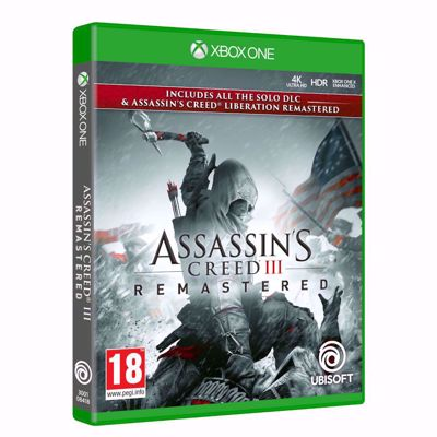 Assassin's Creed III Remastered ( XB1 )