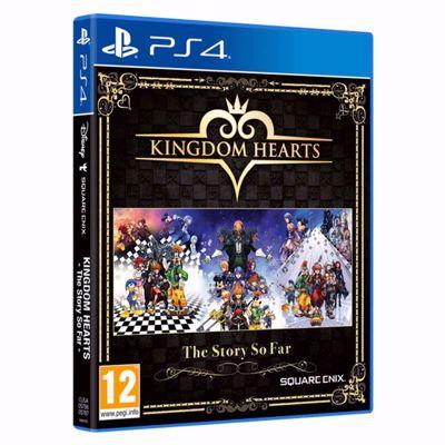 KINGDOM HEARTS The Story So Far ( PS4 )