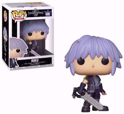 POP! Games - Kingdom Hearts 3: RIKU #488