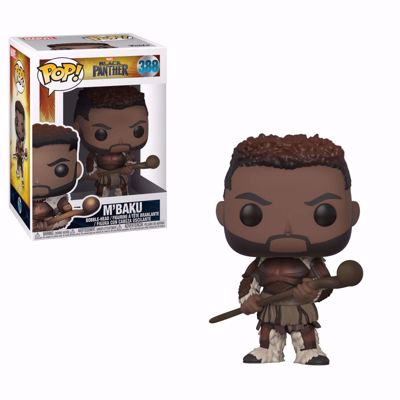 POP! Marvel: Black Panther - M'BAKU #388