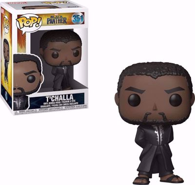 POP! Marvel: Black Panther - Τ'CHALLA #351