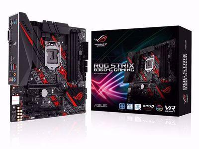 ASUS ROG STRIX B360 G GAMING Motherboard micro ATX