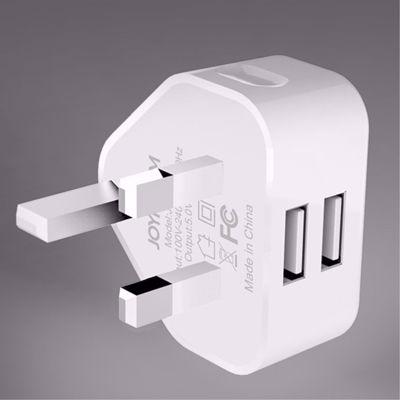 JOYROOM JR-L206 2.4A Dual USB Ports Wall Charger Adapter