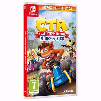 Crash Team Racing Nitro Fueled Nitros Oxide Edition ( NS )