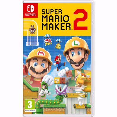 Super Mario Maker 2 ( NS )