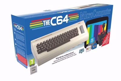 COMMODORE 64 Retro Gaming PC