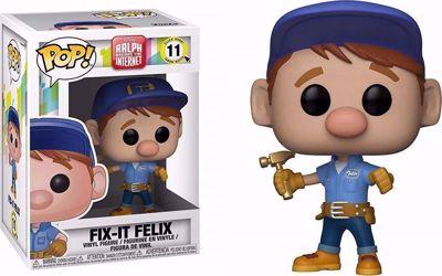 POP! Disney: Ralph Breaks the Internet - Fix-It Felix #11