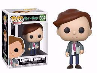 POP! Animation: Rick and Morty - Lawyer Morty #304