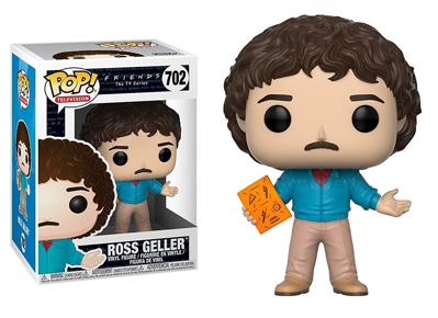 Funko POP! Television: FRIENDS - Ross Geller #702