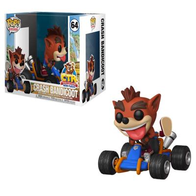 Funko POP! Games: Crash - Crash Bandicoot #64