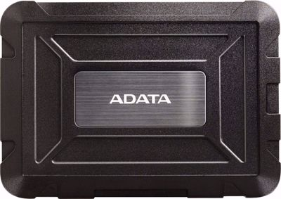 ADATA ED600 EXTERNAL HDD/SSD CASE USB 3.1 AED600U31-CBK