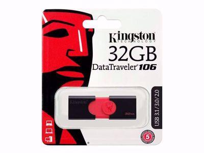 Kingston 32GB Datatraveler DT106/32GB memory stick