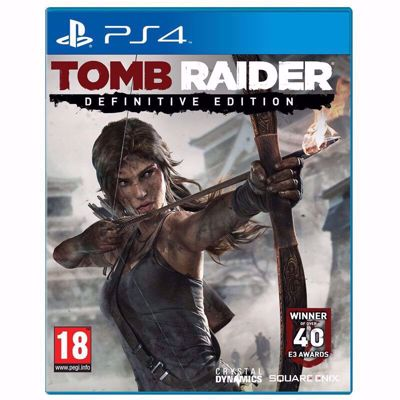 Tomb Raider Definitive Edition ( PS4 )