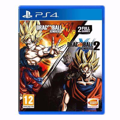 Dragon Ball Xenoverse - Dragon Ball Xenoverse 2 ( PS4 )